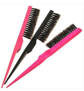 teasing back hair salon brush tangle bing quality first smooth wig b red ebay