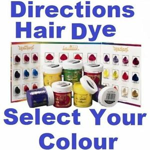 la riche directions semi permanent hair colour dye tint brush choose colour ebay