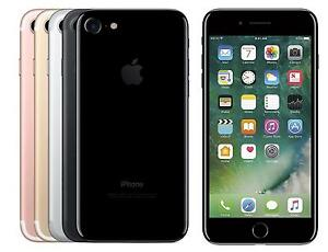 Apple iPhone 7 32GB Unlocked GSM Smartphone 4G LTE Quad-Core 12MP Camera Phone