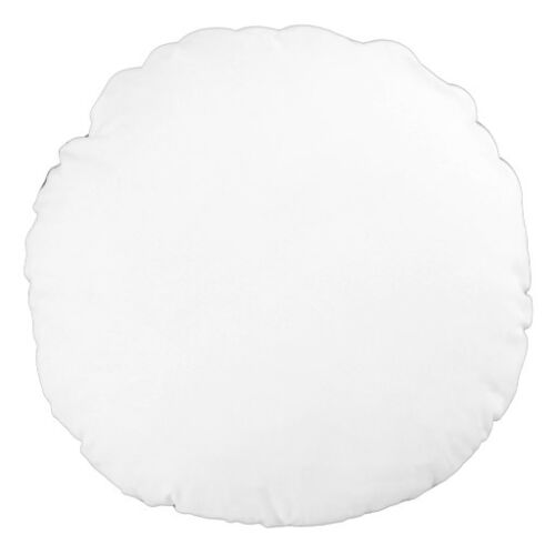 18 inch round pillow form insert poly cotton fill home decor nautical home decor pillows