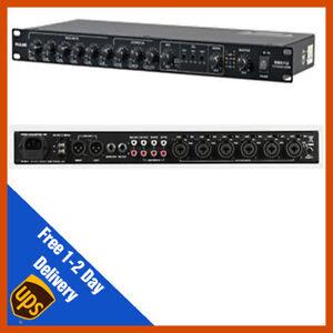 details about pulse rmx112 12 channel mic line audio mixer 19 rack mount 1u