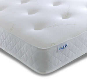 Image Is Loading Cool Blue Memory Foam Amp Pocket Sprung Mattress
