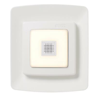 broan nutone bathroom exhaust fan grille cover led light bluetooth speaker white 26715262892 ebay