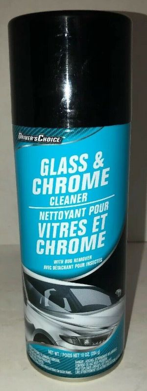 Glass & Chrome Cleaner