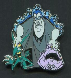 Disney Pin Hades Pain And Panic Villains Booster Collection Hercules Ebay