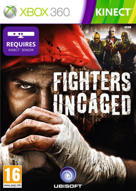 Fighters Uncaged Kinect Game Xbox 360 in   eBay Fighters Uncaged Kinect Game XBox 360  in Excellent Condition