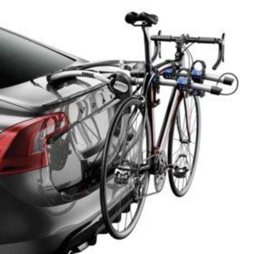 thule archway 2 bike trunk rack 9009xt for sale online ebay