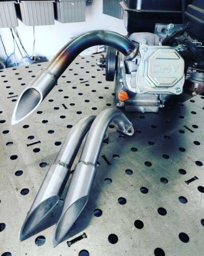parts accessories gx200 exhaust pipe for predator 212cc honda gx160 go kart mini bikes smartecsystems
