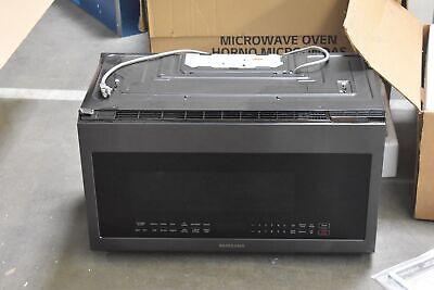 samsung me21m706bag 30 black stainless over the range microwave nob 103221 ebay