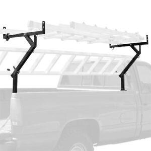 details zu elevate outdoor tlr 3 v2 pickup truck bed ladder rack