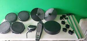 Alesis Dm6 Drum Set Lot Parts