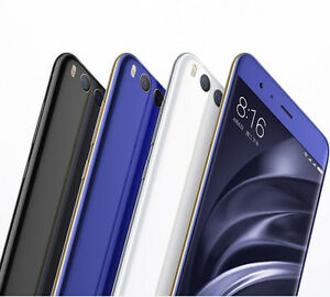 "Xiaomi 6 Mi6 M6 6GB 128GB Octa Core Snapdragon 835 4G LTE Mobile Phone NFC 5.15"""