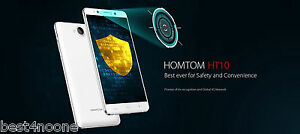 """HOMTOM HT10 5.5"""" Android 6.0 Deca Core 4G 32G 21MP Iris Recognition 4G Phablet"""