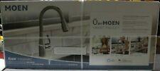 moen essie smart faucet for kitchen sink silver