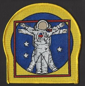 "NASA EVA ASTRONAUT SPACE WALK - Vitruvian Man - 4"" - 3 ..."