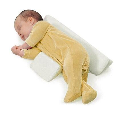 baby sleep pillow wedge infant sleeping head support pillow anti flat head pro ebay