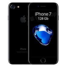 Apple • iPhone Sette • 128Gb Jet Black • GARANZIA 2 ANNI • Nero Lucido 4G NUOVO