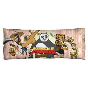 details about kung fu panda kung fu group body pillow