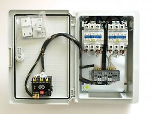 ATS Automatic Transfer Switch Panel 1Ph, 80A (AC1