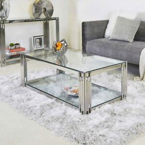clear glass coffee drinks table