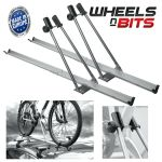 Hakr Cyklo Aluminium Cycle Carrier Roof Bar Mounted Bike Bicycle Car Rack Holder For Sale Ebay