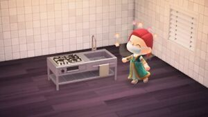 Animal Crossing New Horizon ACNH Rare - Open-frame Kitchen ... on Kitchen Items Animal Crossing  id=82227