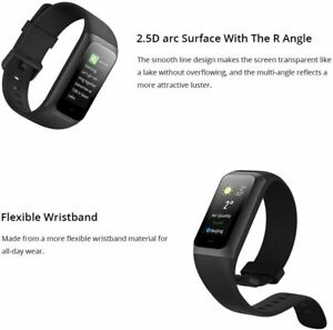 Amazfit Band 2 by Huami with All-Day Heart Rate and Activity Tracking