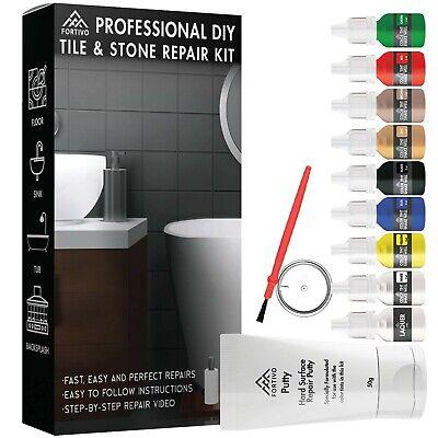 tile repair kit stone repair kit porcelain repair kit for cracked stone cr ebay