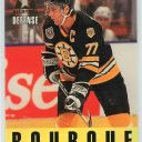 1993-94 Leaf Gold All-Stars #7 Ray Bourque / Paul Coffey NM-Mint (P9-120619-24)