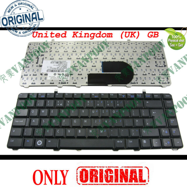 Dell Vostro 1015 Uk Layout Keyboard
