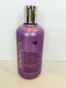oligo blacklight blue shampoo for blonde hair 8 5oz ebay