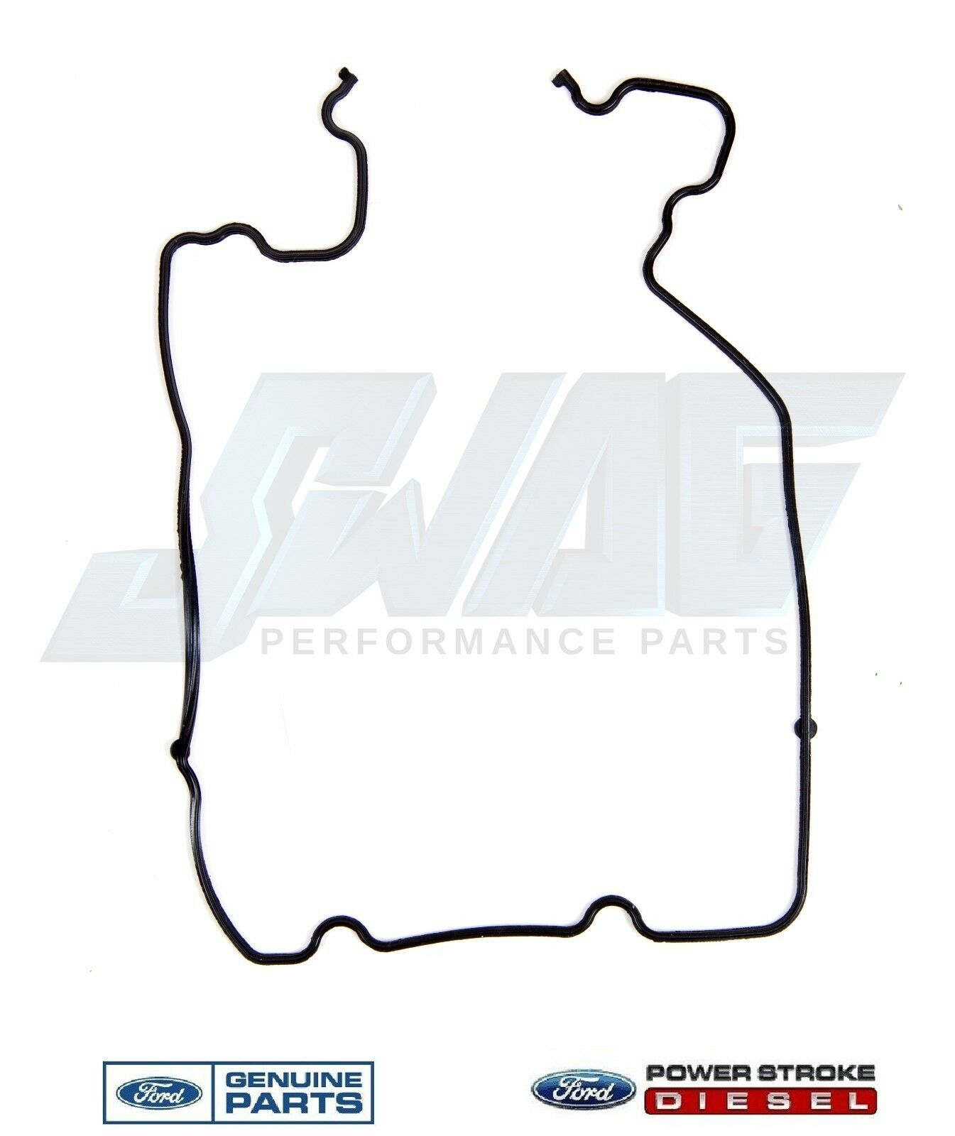 6 0l 6 4l Powerstroke Genuine Ford Oem Rear Engine Cover