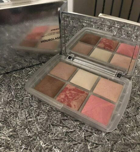 hourglass ambient lighting edit palette ghost limited edition authentic