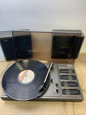 tourne disques platine vinyle philips 381 33 et 45 tours ebay