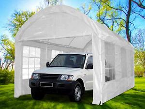 20x10 Heavy Duty Carport Garage Canopy Party Tent