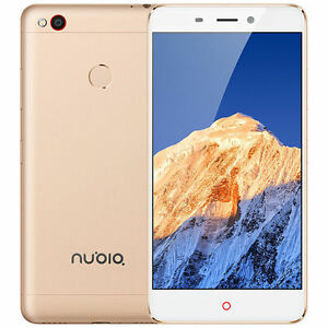 ZTE Nubia N1 Smartphone Android 6.0 MTK6755 Octa Core WIFI GPS Touch ID 3GB 64GB