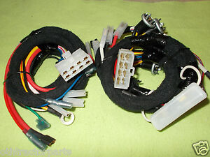 Ford Tractor 2000 3000 3400 4000 4500 5000 Wiring Wire