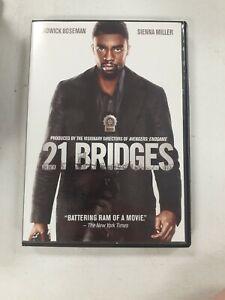 We did not find results for: 21 Bridges (DVD, 2020) L90 | eBay