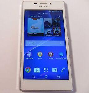 Sony Xperia M2 D2303 White 8GB (Unlocked) Smartphone ...