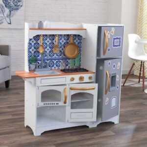 Kidkraft Mosaic Magnetic Play Kitchen Kohls Novocom Top