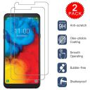 2x For LG Stylo 4  Stylo 5 Plus HD Touch Tempered Glass Film Screen Protector x2