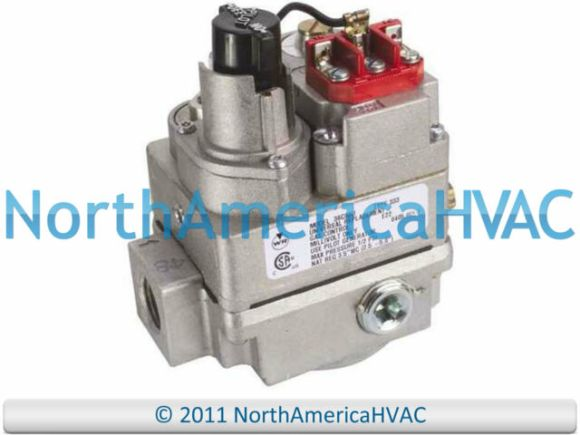 Floor Furnace Gas Valve