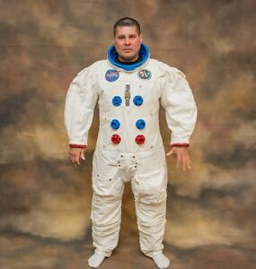 apollo astronaut space suit adults astrosuit replica new ...