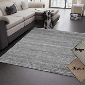 details sur salon tapis gris beige marron kurzflor chine modern facile a nettoyer trend afficher le titre d origine