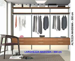 Larghezza Cabina Armadio 2021