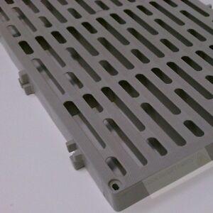 Thru Flow Composite Marine Grade Decking Floor Panels