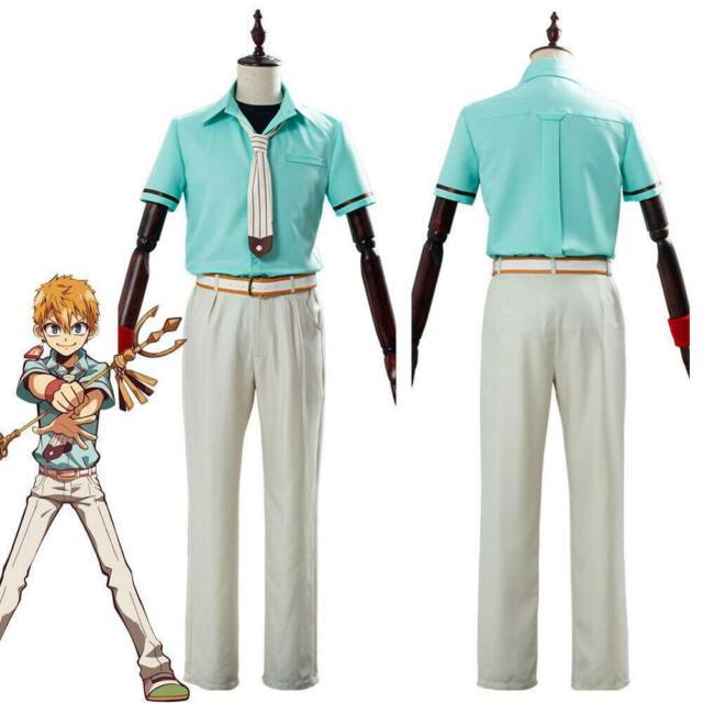 To be united with her crush,. Unisex Anime Toilet-Bound Hanako-kun Nene Yashiro Costume ...