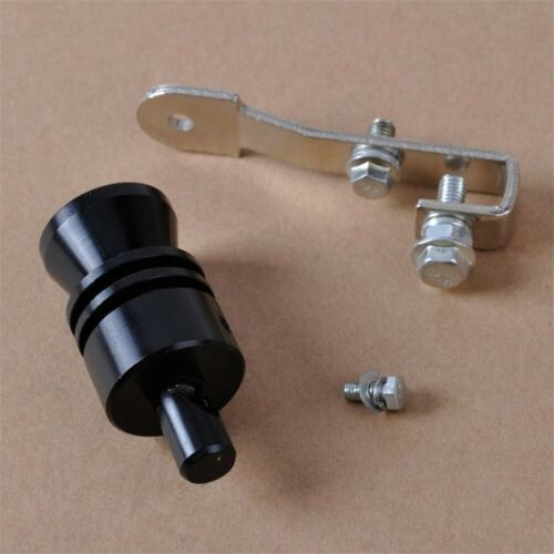1pc black l exhaust pipe oversized roar maker car auto loud whistle sound maker