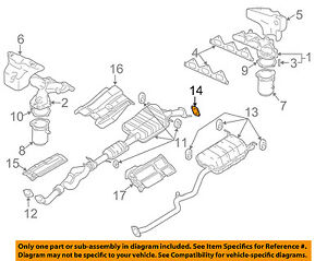 2004 hyundai sonata exhaust system