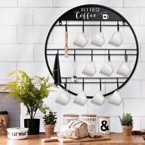 https brainstudy info images coffee mug holder wall shelf